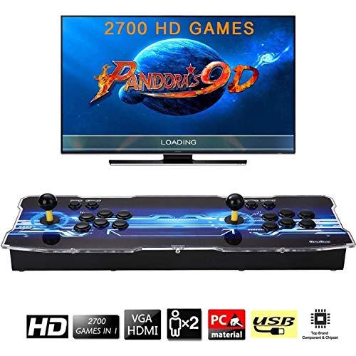 Pandora Box: la mejor consola retro arcade 2020 1