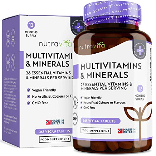 Los mejores complejos vitamínicos y multivitaminas: consejos y opiniones 2020 1