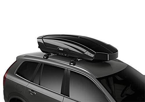 Las 3 mejores cofres de techo para coche: Comparativa 2020 1