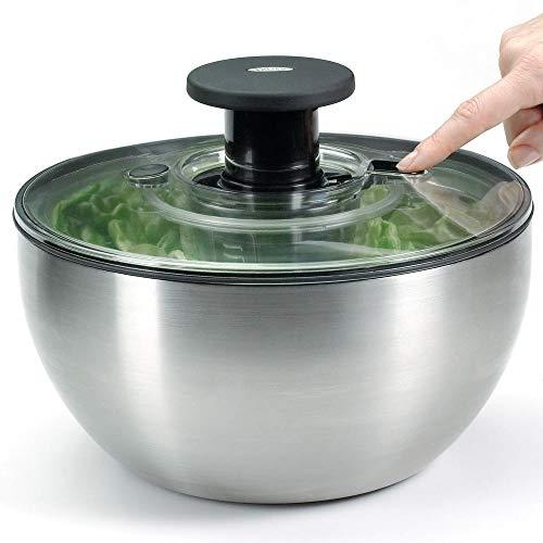 Los mejores mezcladores, escurridores y centrifugadores de ensaladas de 2020 1