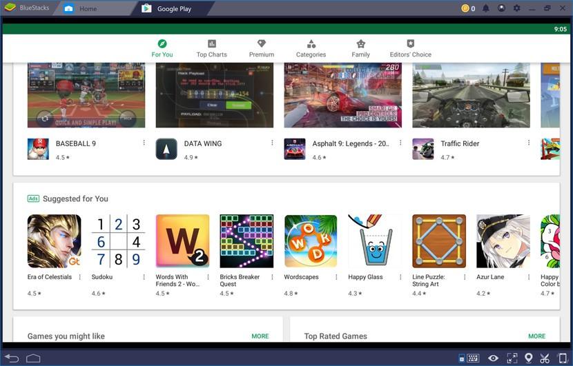 El mejor emulador de Android: Análisis de Bluestacks para Windows 4